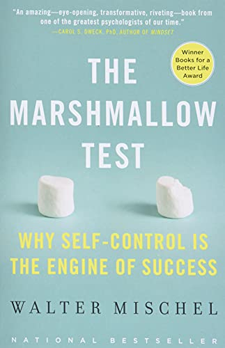 9780316230865: The Marshmallow Test: Why Self-Control Is the Engine of Success