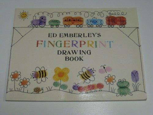9780316232135: Ed Emberley's Fingerprint Drawing Book