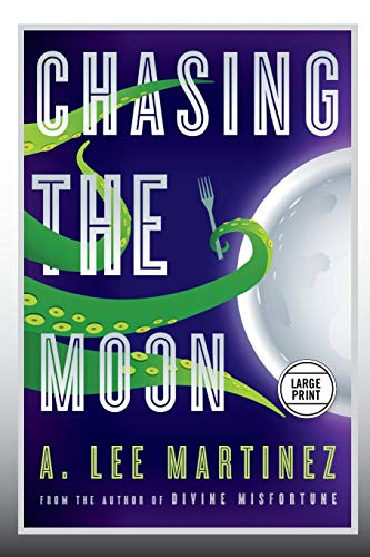 Chasing the Moon (Large Print Edition): Martinez, A. Lee
