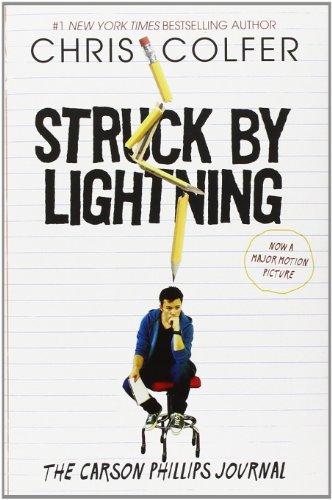 Struck By Lightning: The Carson Phillips Journal: Colfer, Chris