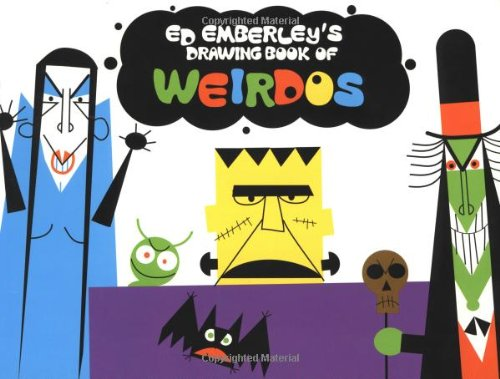 9780316233149: Ed Emberley's Drawing Book of Weirdos