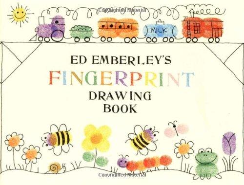 9780316233194: Ed Emberley's Fingerprint Drawing