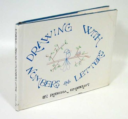 9780316234061: Drawing With Numbers and Letters