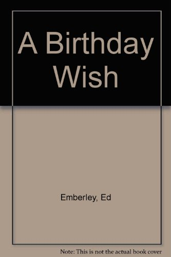 9780316234092: A Birthday Wish
