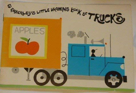 9780316234122: Ed Emberley's Little Drawing Book of Trucks