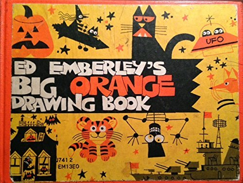 9780316234184: Ed Emberley's Big Orange Drawing Book