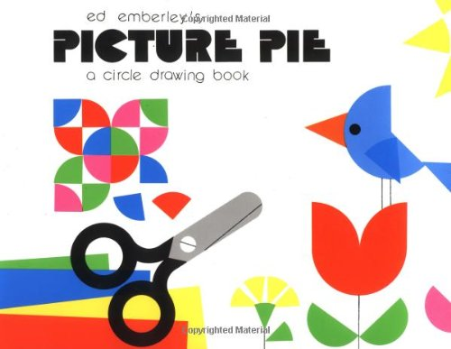 9780316234269: Ed Emberley's Picture Pie: A Circle Drawing Book