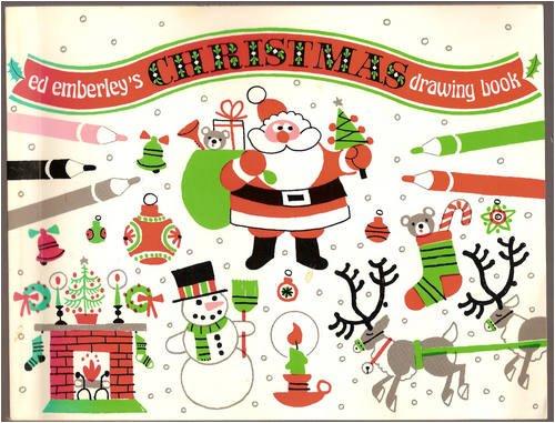 Ed Emberley's Christmas Drawing Book: Ed Emberley