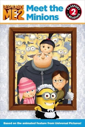 Despicable Me 2: Meet the Minions (Paperback)