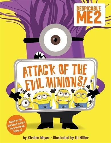 9780316234443: Despicable Me 2: Attack of the Evil Minions!