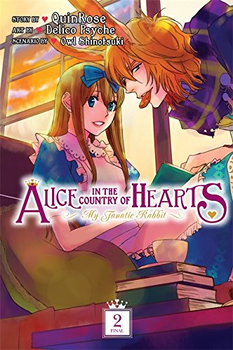 9780316234924: Alice in the Country of Hearts: My Fanatic Rabbit, Vol. 2