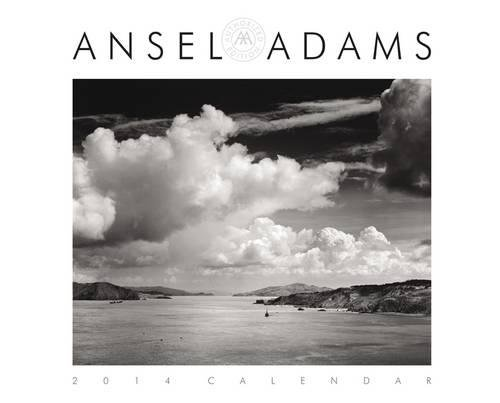 9780316235174: Ansel Adams 2014 Wall Calendar