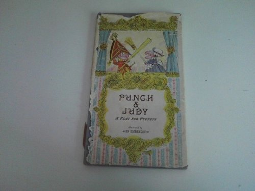 9780316235846: Punch & Judy (A Play For Puppets)