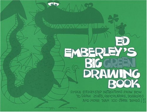 9780316235952: Ed Emberley's Big Green Drawing Book