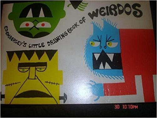 9780316236058: Ed Emberley's Little Drawing Book of Weirdos