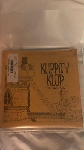 Klippity Klop By Emberley Ed Little Brown And Co Boston