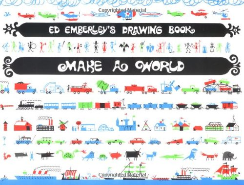 9780316236447: Ed Emberley'S Drawing Bk:Make Wor