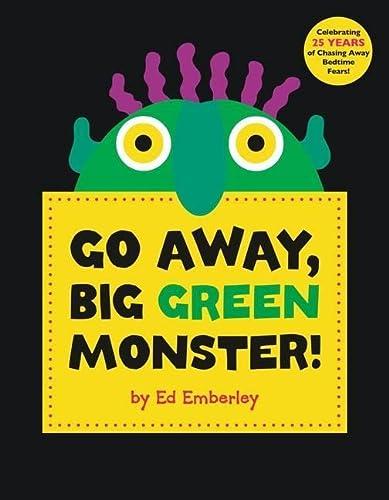 9780316236539: Go Away, Big Green Monster!