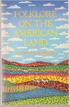 9780316237215: Folklore on the American Land