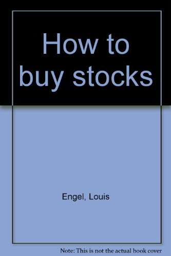 9780316239066: How to buy stocks