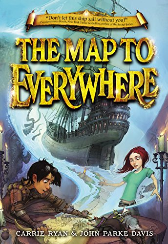 9780316240789: The Map to Everywhere