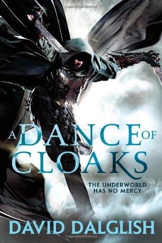 9780316242394: A Dance of Cloaks (Shadowdance 1)