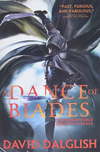 9780316242493: A Dance of Blades (Shadowdance 2)