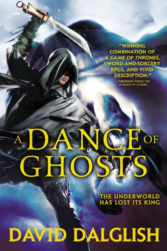 9780316242523: A Dance of Ghosts (Shadowdance)