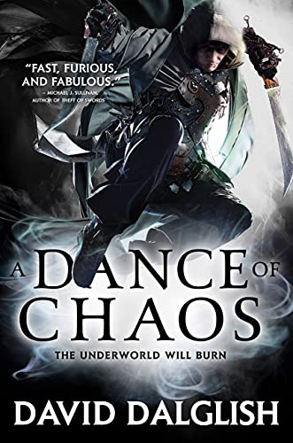 9780316242578: A Dance of Chaos (Shadowdance)
