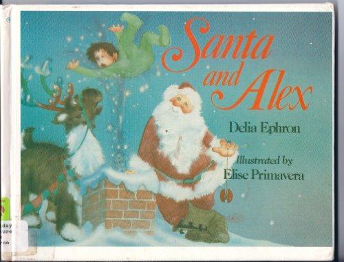 9780316243001: Santa and Alex