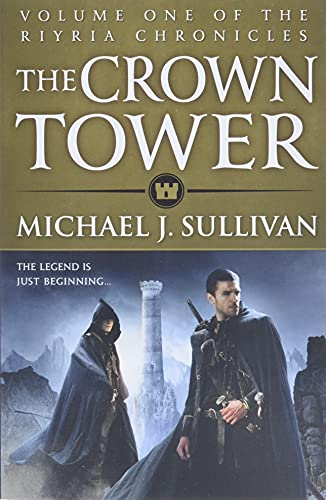 9780316243711: The Crown Tower (The Riyria Chronicles)