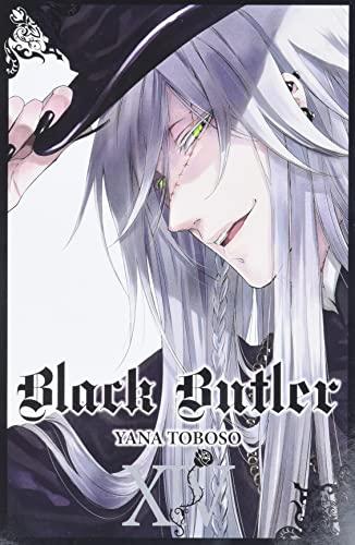 9780316244305: Black Butler, Vol. 14