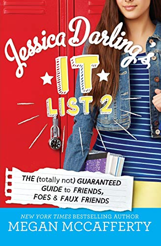9780316245036: Jessica Darling's It List 2: The (Totally Not) Guaranteed Guide to Friends, Foes & Faux Friends