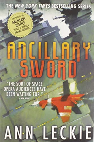 9780316246651: Ancillary Sword