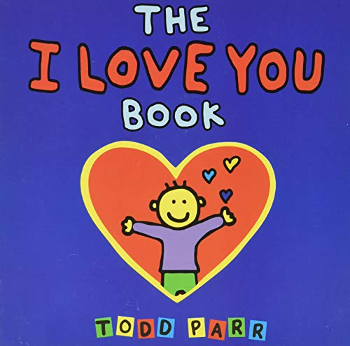 9780316247566: The I Love You Book