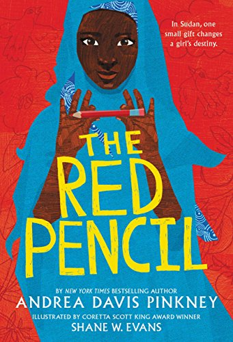 Red Pencil (Signed): Pinkney, Andrea Davis