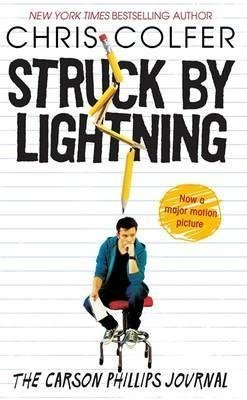 9780316247870: Struck By Lightning: The Carson Philips Journal ( Hit Thunder )(Chinese Edition)