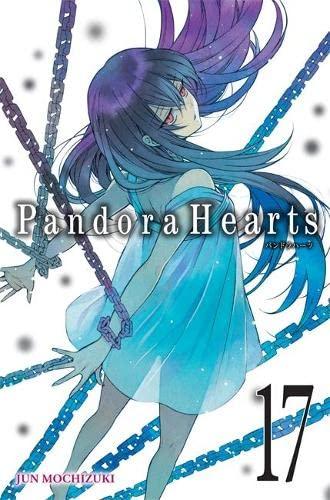 9780316248099: Pandora Hearts, Vol. 17