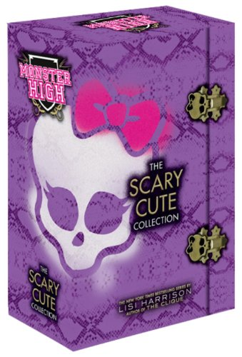 9780316249089: Monster High: The Scary Cute Collection