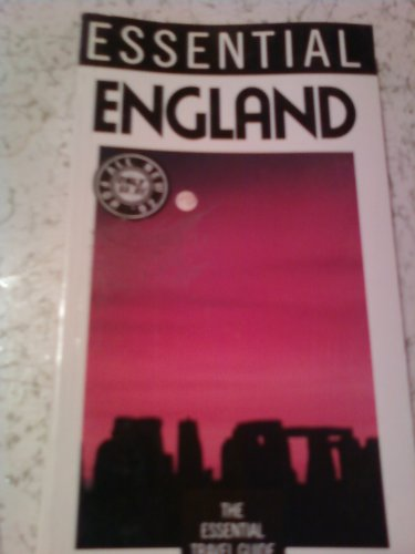 9780316250191: Essential England (Aaa Essential Travel Guide Series)