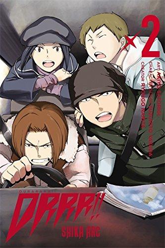 9780316250948: Durarara!! Saika Arc, Vol. 2 - manga