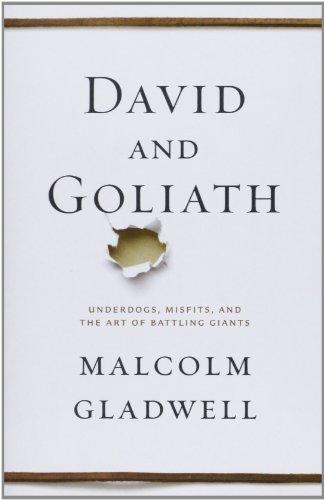 9780316251785: David and Goliath