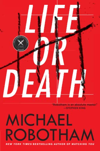 9780316252034: Life or Death: A Novel