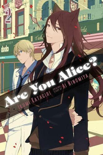 9780316252782: Are You Alice? Vol. 2