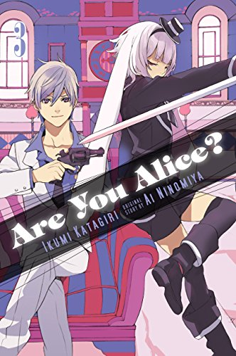 9780316252799: Are You Alice?, Vol. 3