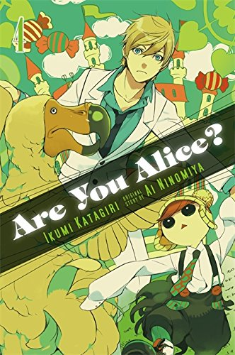 9780316252805: Are You Alice?, Vol. 4