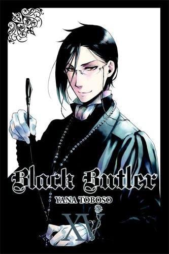9780316254199: Black Butler, Vol. 15
