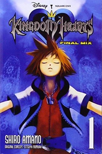 9780316254205: Kingdom Hearts: Final Mix, Vol. 1 - manga