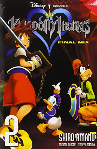9780316254212: Kingdom Hearts: Final Mix, Vol. 2