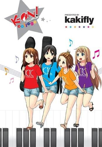 9780316254236: K-ON! College